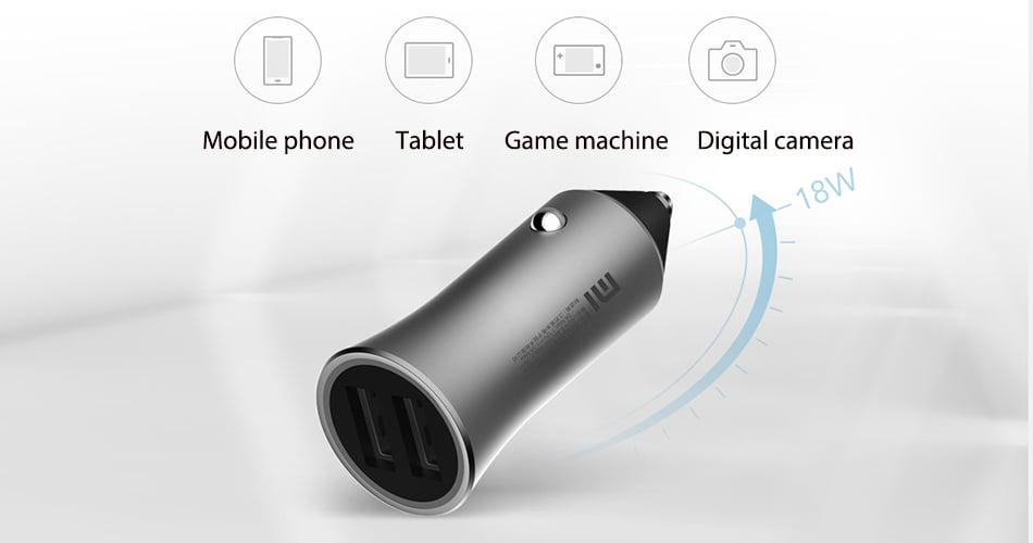 Xiaomi Car Charger 18W (14)