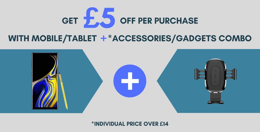 Mobile/Accessories Discount