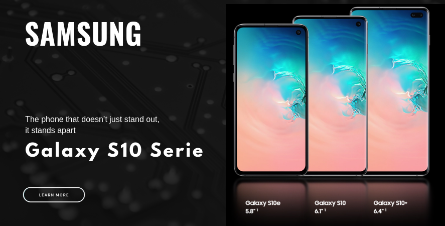 Samsung Galaxy S10+ S10 S10e