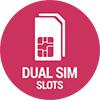 Dual Sim Slots