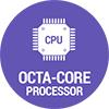 Octa-core cpu