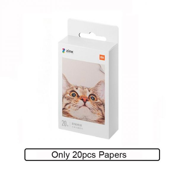 only 20 Paper