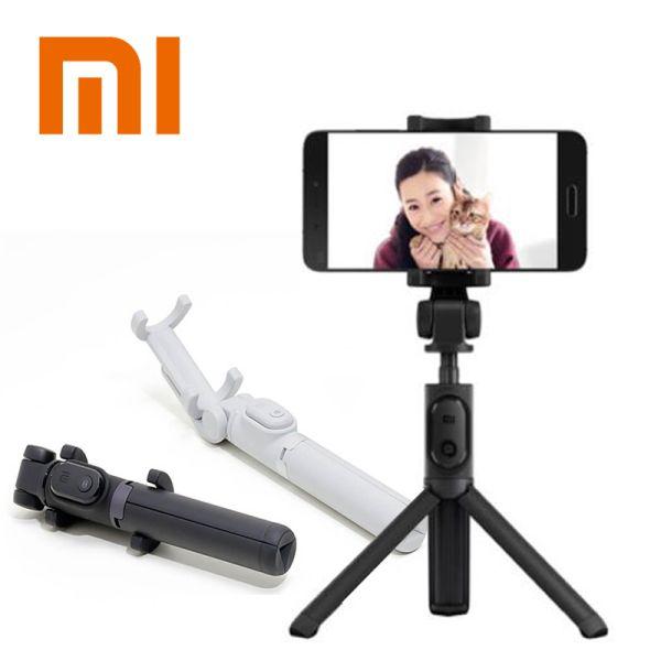 Xiaomi Mi Selfie Stick | Tripod Bluetooth Wireless Self Timer With Wireless Remote | Foldable Self-stick