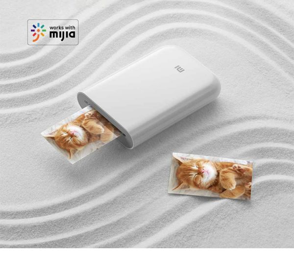 Xiaomi AR Portable  Photo Printer