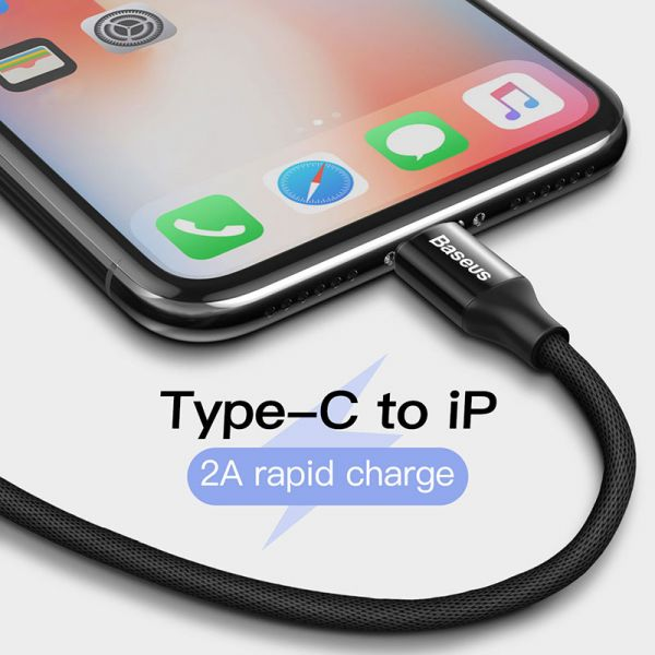 Baseus USB Type C For Lightning Cable