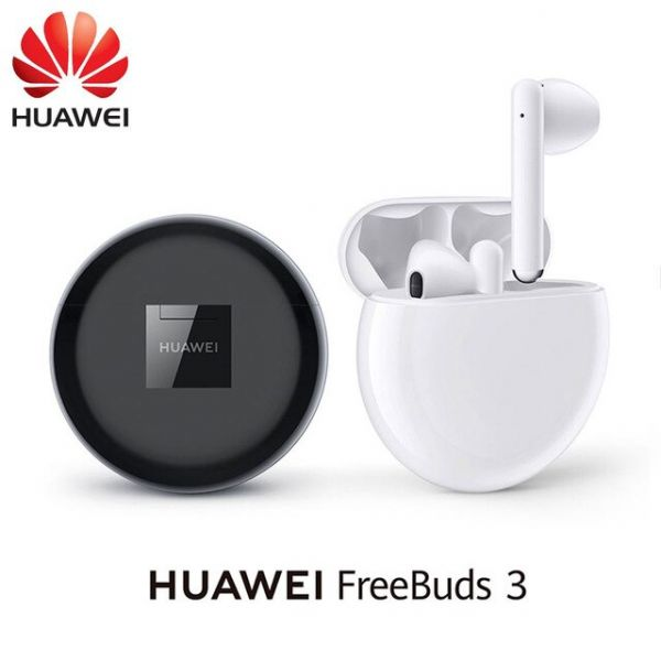 Huawei Freebuds 3 Wireless Headsets TWS Bluetooth Earphone  - freebuds3 blac