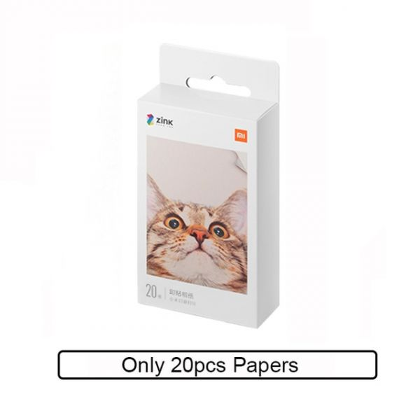Xiaomi AR Portable Photo Paper - only 20 Pape