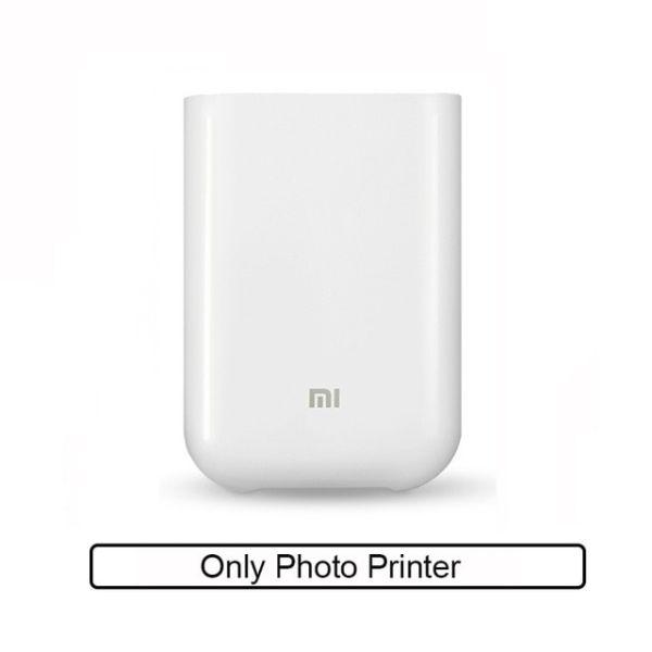 Xiaomi AR Portable  Photo Printer Photo - Only Photo printe