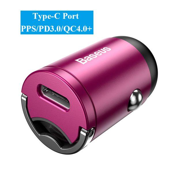 Type-C Port Pink