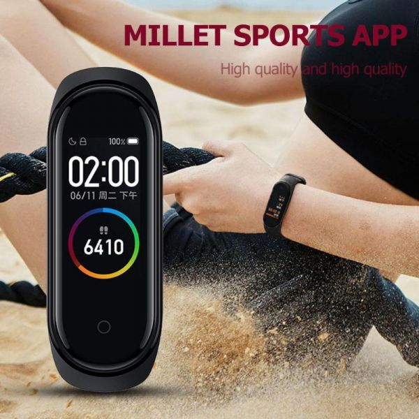 Mi Smart  Band 5  | 50m Waterproof | Heart Rate Fitness Tracker