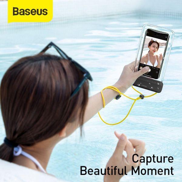 Baseus Phone Case 7.2 inch Universal Waterproof Bag