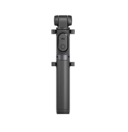 Xiaomi Mi Selfie Stick | Tripod Bluetooth Wireless Self Timer With Wireless Remote | Foldable Self-stick - black