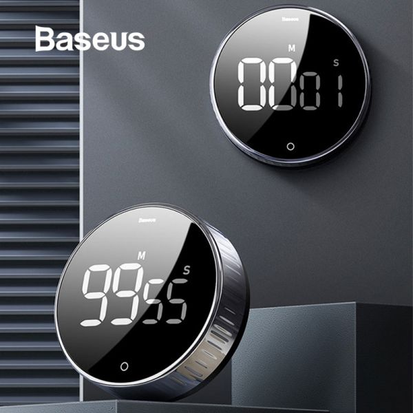 Baseus LED Magnetic Digital Timer